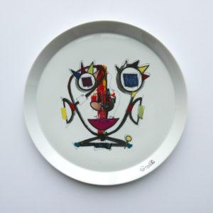 Art de la table - Assiette plate